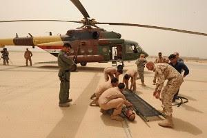 20110518_0650A_298_NEWDAWN_IRAQ_BIAP_IRAQI_AIR_FORCE_JOINT_MEDEVAC_TRAINING