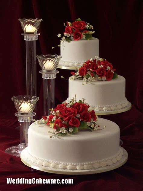 3 tier wedding cake stands   idea in 2017   Bella wedding