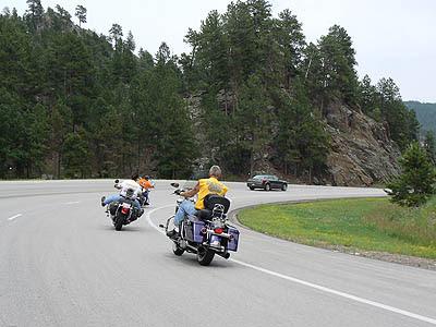 bikers black hills forest.jpg