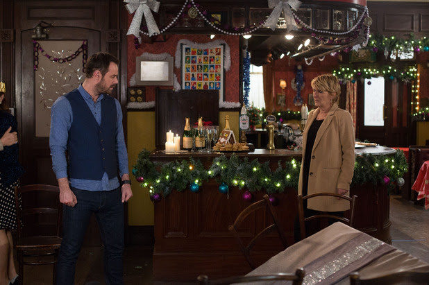 Will Shirley regret telling Mick the truth?