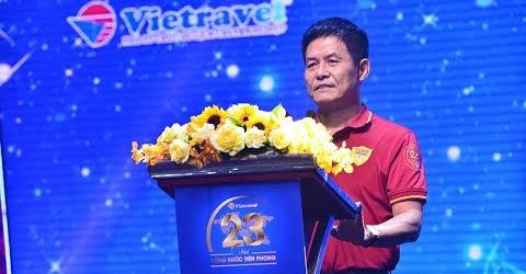 CEO Nguyễn Quốc Kỳ chia sẻ về quá trình hình thành và phát triển Vietravel 23 năm | Vietravel