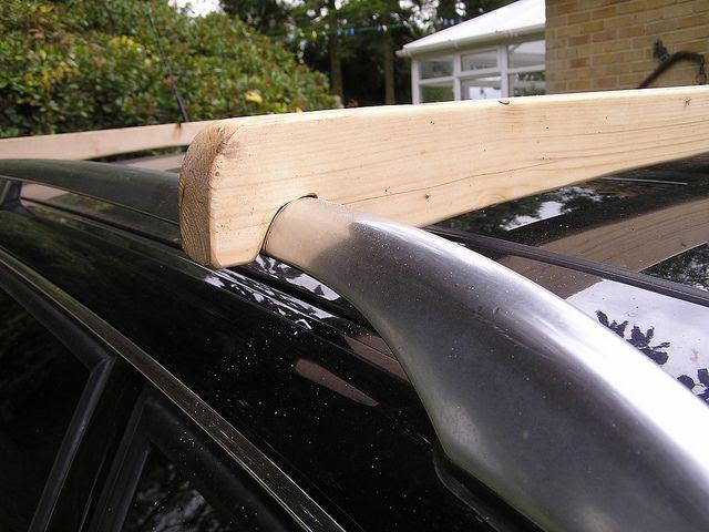 Boreno Pdf Diy 2 Kayak Roof Rack