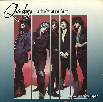 QUIREBOYS bit of what you fancy, a