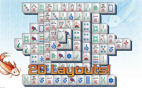 Mahjong Gamesbasis