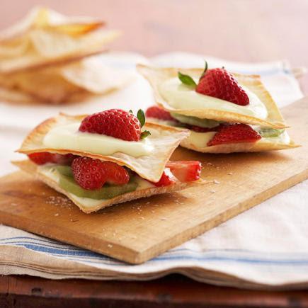 Wonton Dessert Stacks R163974