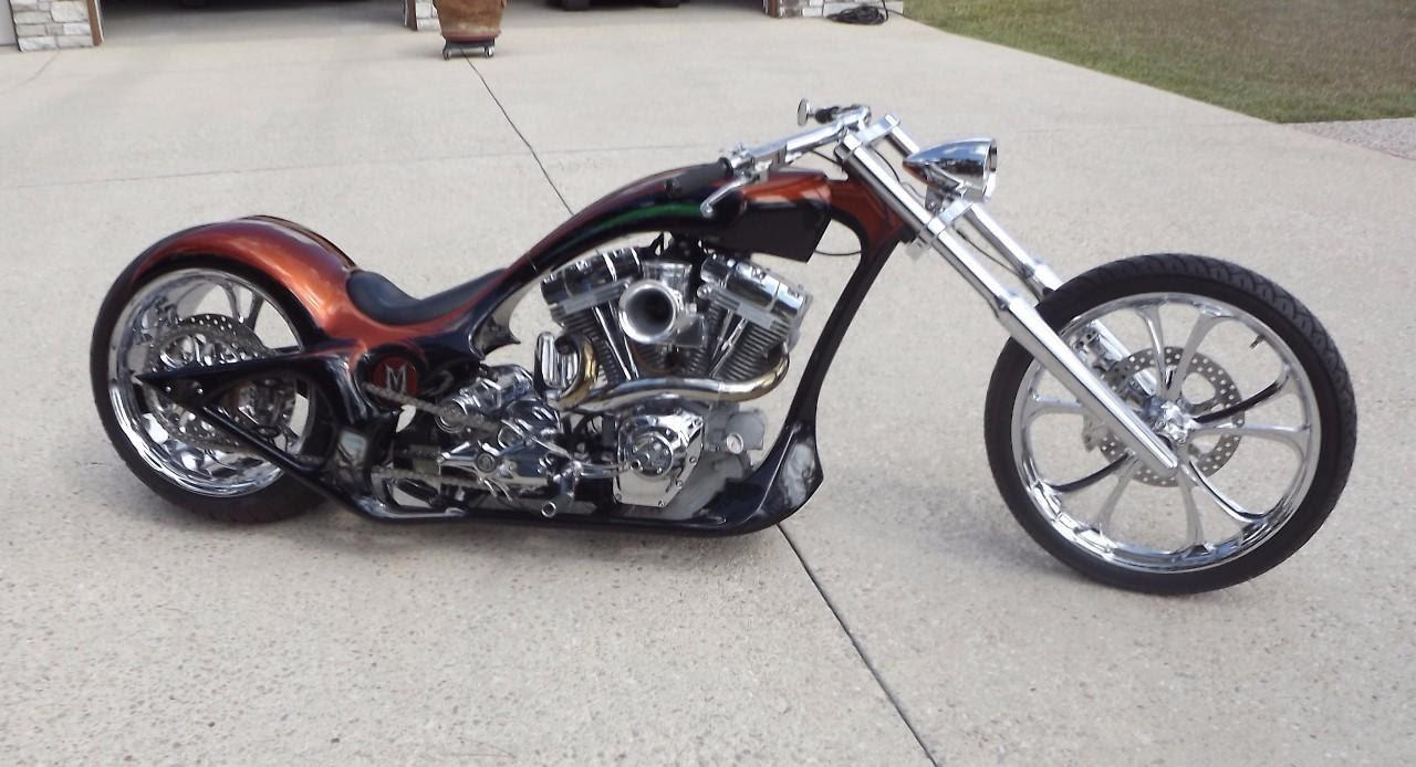 Custom Chopper motorcycles for sale in Ingram, Texas