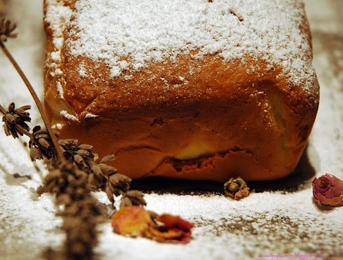 Cake acqua di rose 3