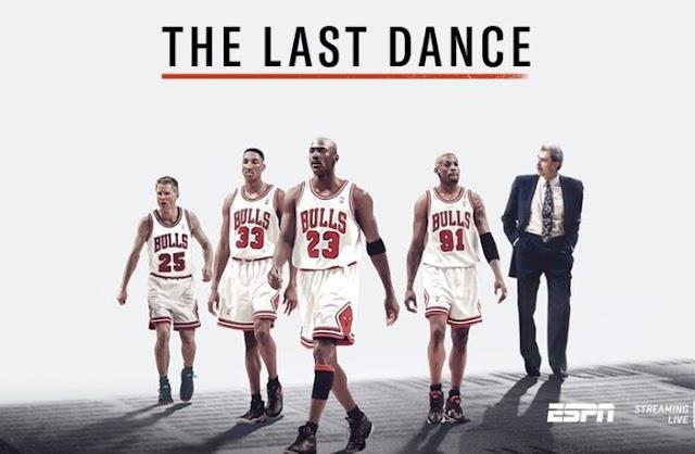 """""""The Last Dance"""" documentary"""