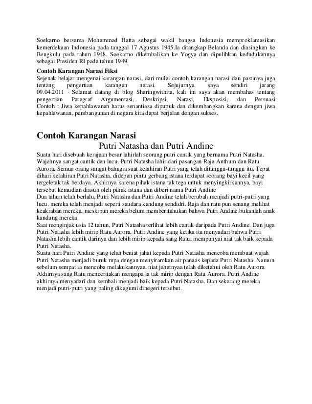 Cerita Karangan 17 Agustus 1945 Wap Pacitan