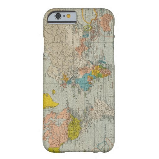 vintage_world_map_1910_barely_there_iphone_6_case r4cf7fcdbf67c475a870894629c230d57_zz0f5_512