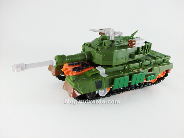 Transformers Bludgeon RotF NEST Voyager - modo alterno