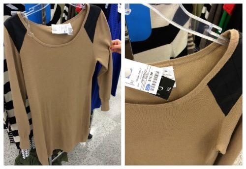 Kim Shops Ross - Tan Sweater