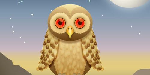 owl illustrator