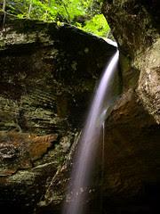 Pam's Grotto Falls