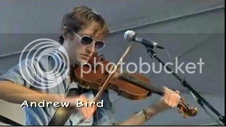 Andrew Bird @ Coachella 2007