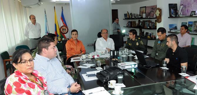 Autoridades caleñas, atentas por Día del Padre, pago de prima y partido de Colombia