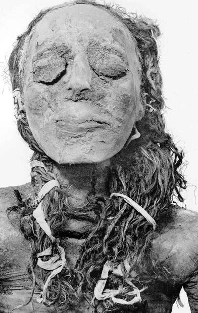 Princess Nsikhonsu of Ancient Egypt