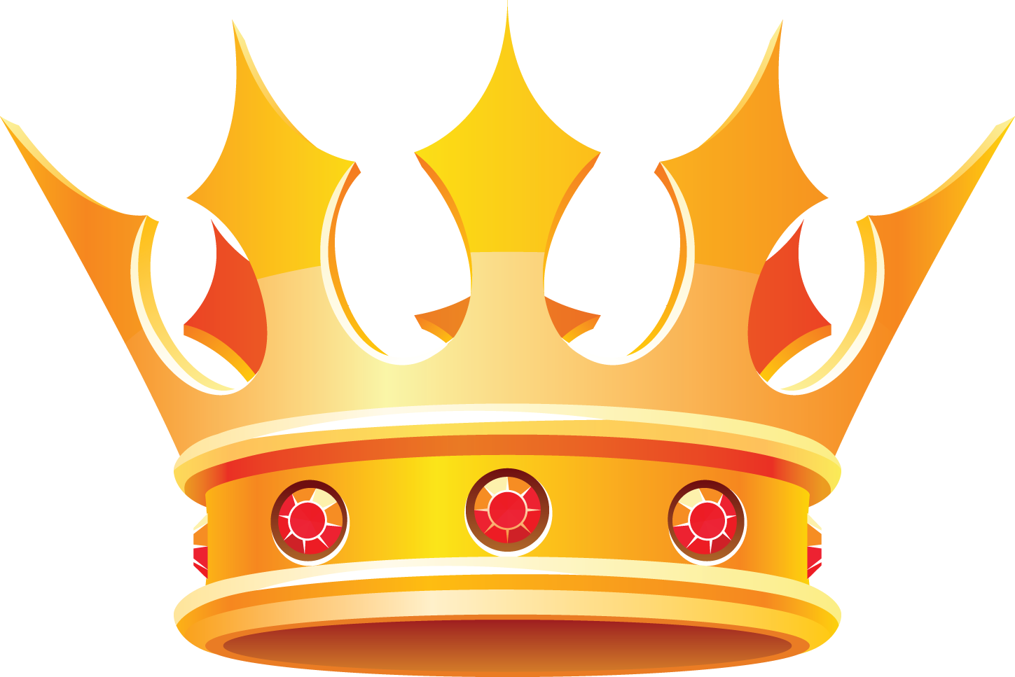 King And Queen Crowns Clipart Clipart Library Free Clipart