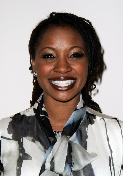 Shanola Hampton Beauty