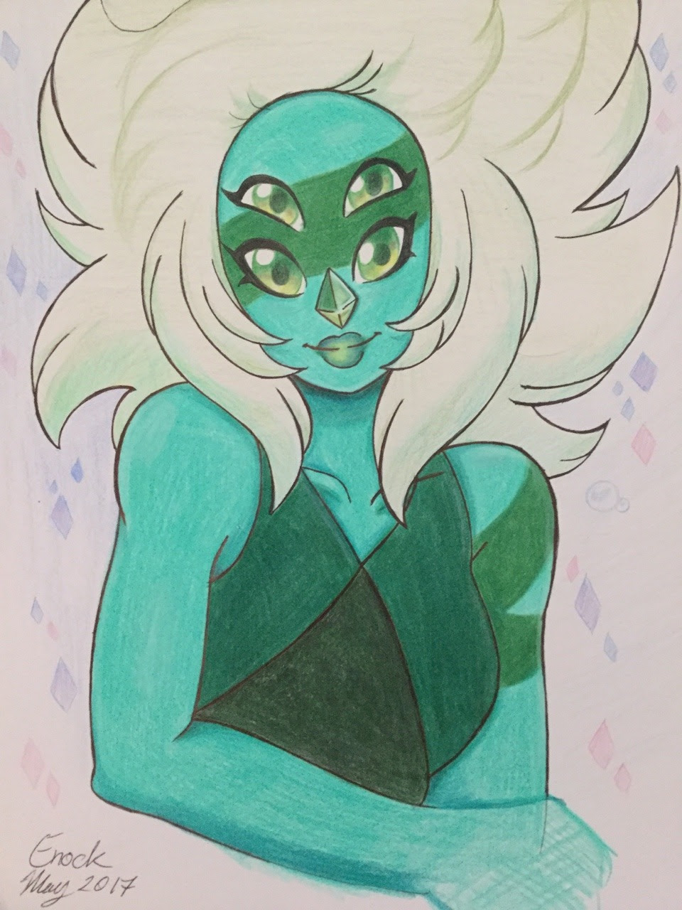 Malachite for fun!