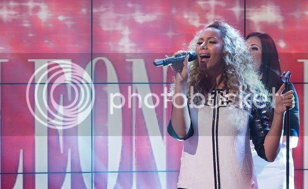 Watch: Leona Lewis performs 'Winter Wonderland' on 'Daybreak'...
