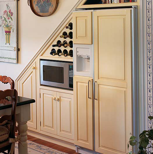 French Country Kitchen Cabinetry | Plain & Fancy