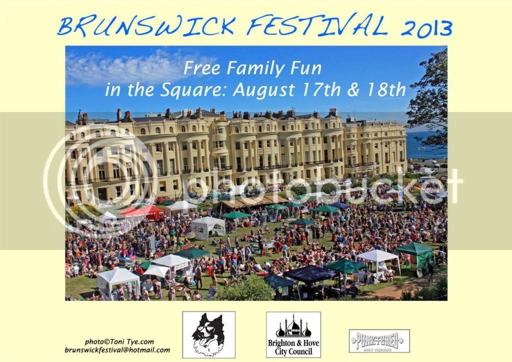 Brunswick festival poster