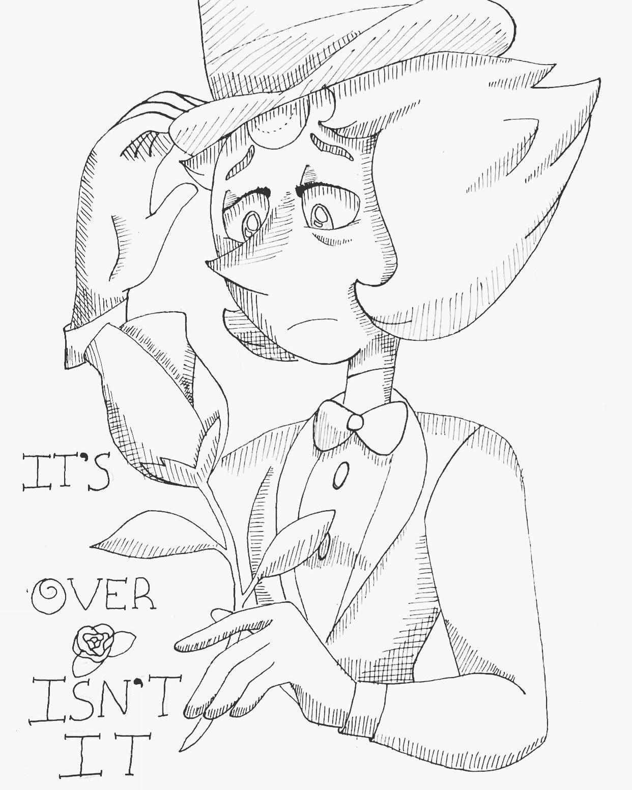 Isn't it over?