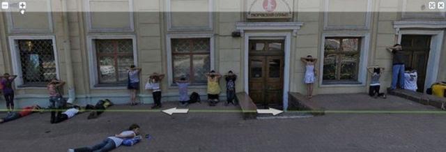 Perierga.gr - Ουκρανοί παίζουν με την google