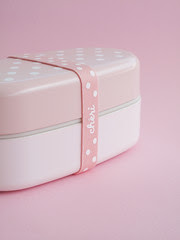 Chéri Pink Bento Box