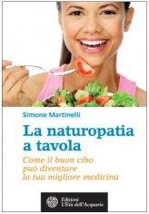 La Naturopatia a Tavola - Libro