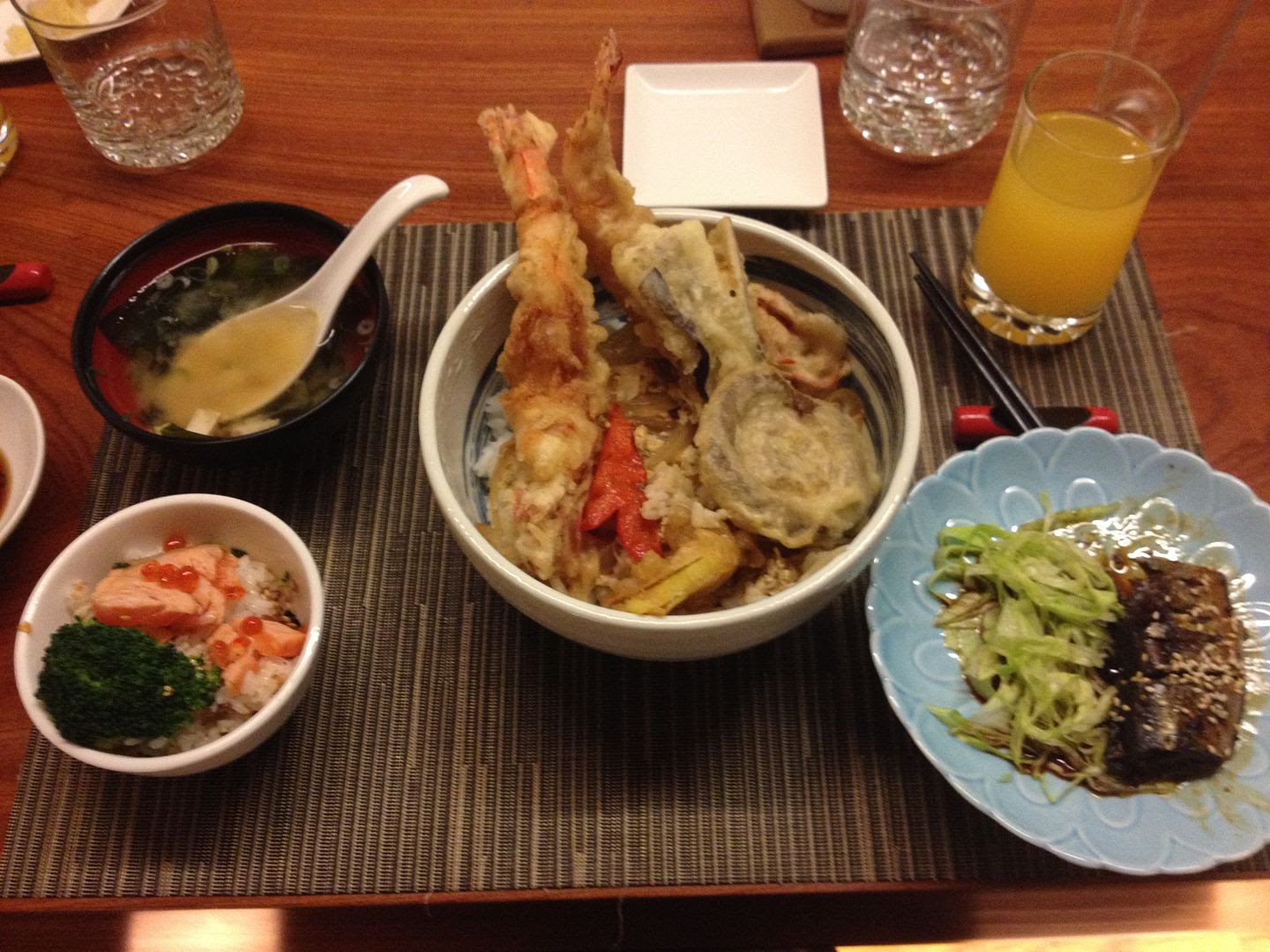 Food at Restaurant/Former House of Antique-Loving Friends photo 2013-12-26194550_zps4decb55b.jpg