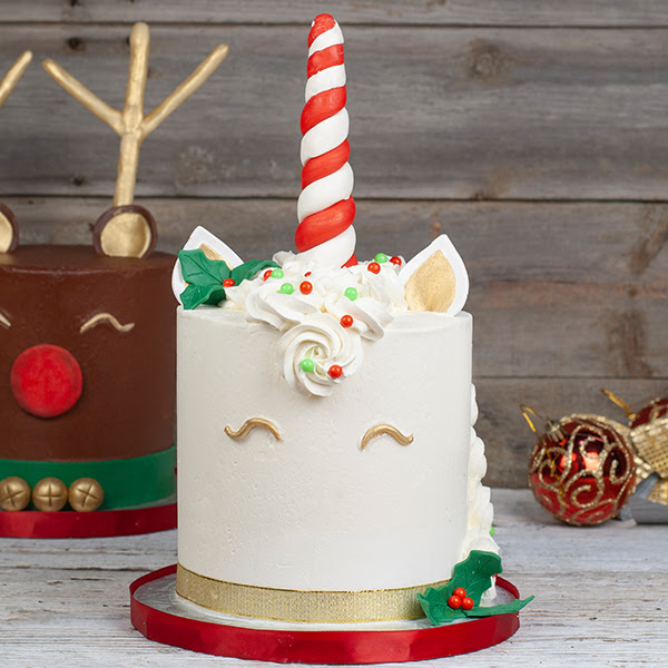 Holiday Themed Cakes For The Love Of Cake Christmas