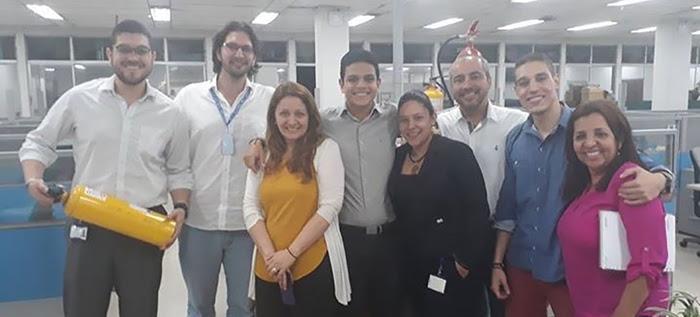 Cali participa en los retos deMáximaVelocidad
