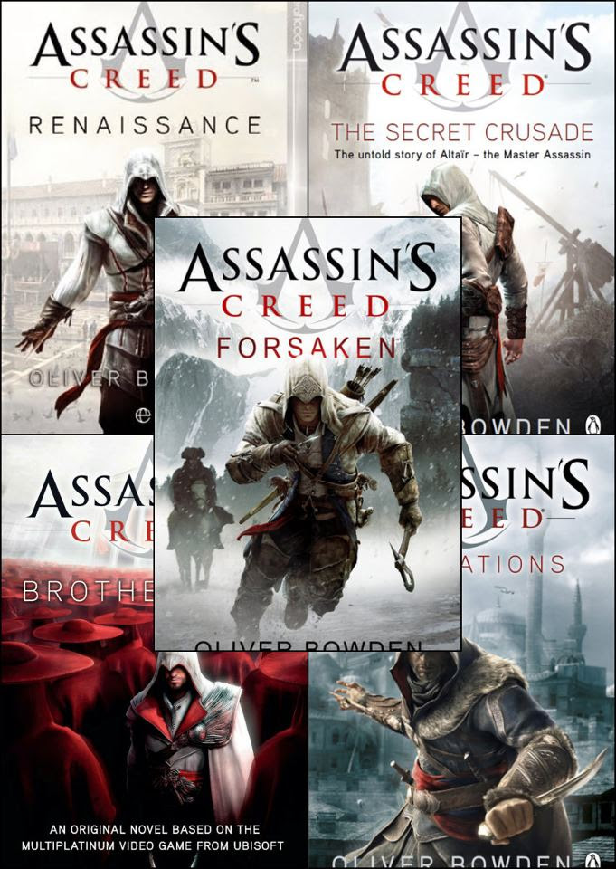 Assassin S Creed Books The Assassin S Photo 32898782