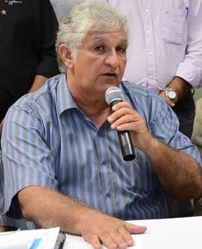 Presidente do PT, Raimundo Monteiro.