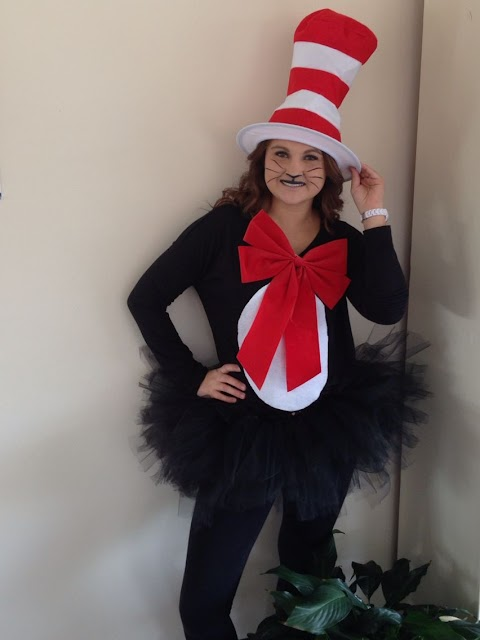 Cat In The Hat Costume Make Your Own