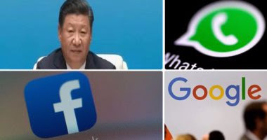 """الصين تظهر """"العين الحمرا"""" لـ""""السوشيال ميديا"""".. الحكومة تحذف سكايب وفيس بوك وتويتر من متاجر آبل.. وتؤكد"""