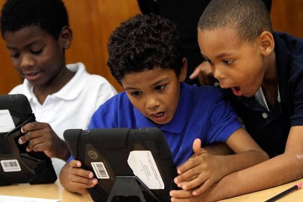 iPad schools