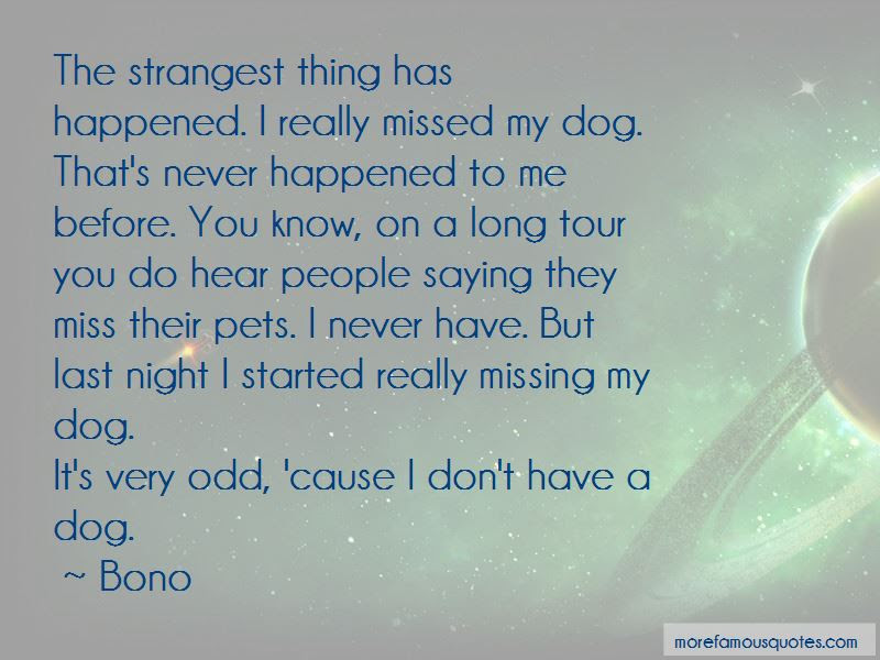 Quotes About Missing My Dog Top 11 Missing My Dog Quotes From