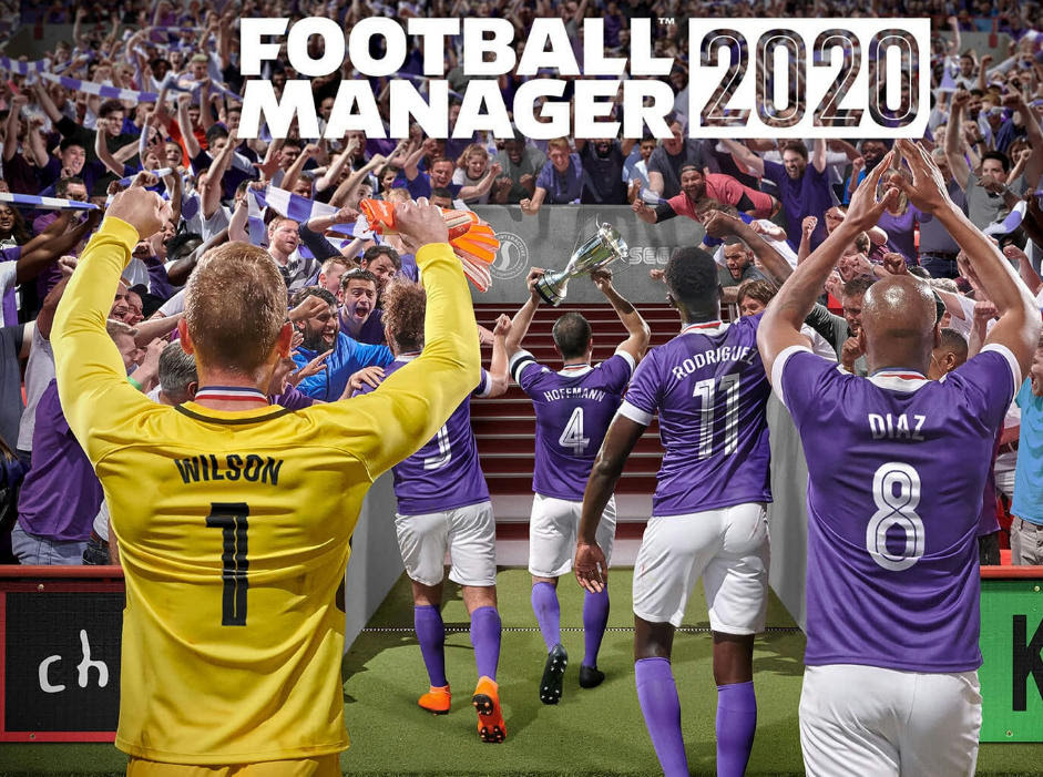Buruan Download Game Football Manager 2020 Gratis via Epic Game sampai 24 September 2020
