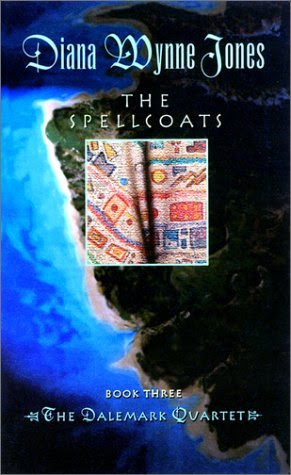 Image result for diana wynne jones the spellcoats