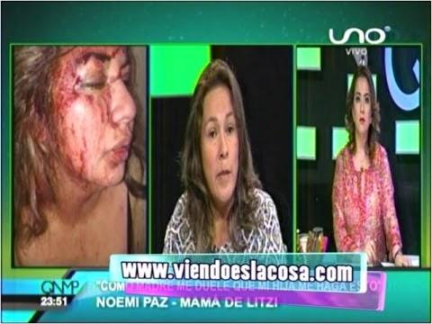 QNMP: TODA LA ENTREVISTA A LA MADRE DE LITZY RASGUIDO SOBRE CASO AGRESIÓN DE MARÍN SANDOVAL