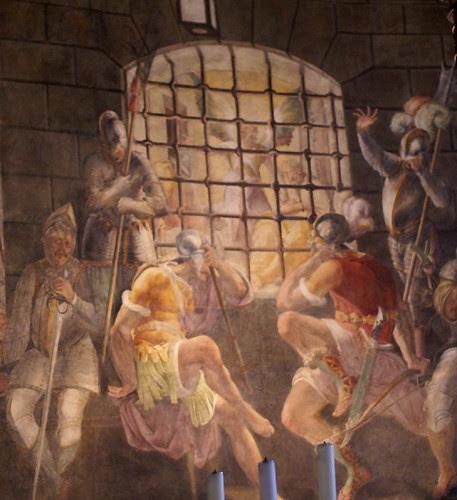 Freeing St Peter From Prison, Paris Nogari, San Pietro in Vincoli, Roma - 500