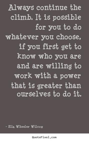 Ella Wheeler Wilcoxs Famous Quotes Quotepixelcom