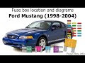 27+ 03 Ford Mustang Fuse Box Diagram Images