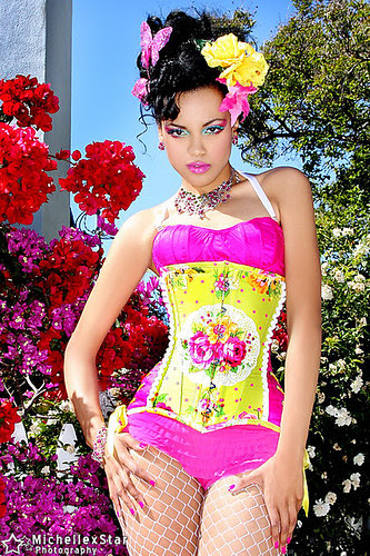 Candy Garden Collection from Versatile Corsets