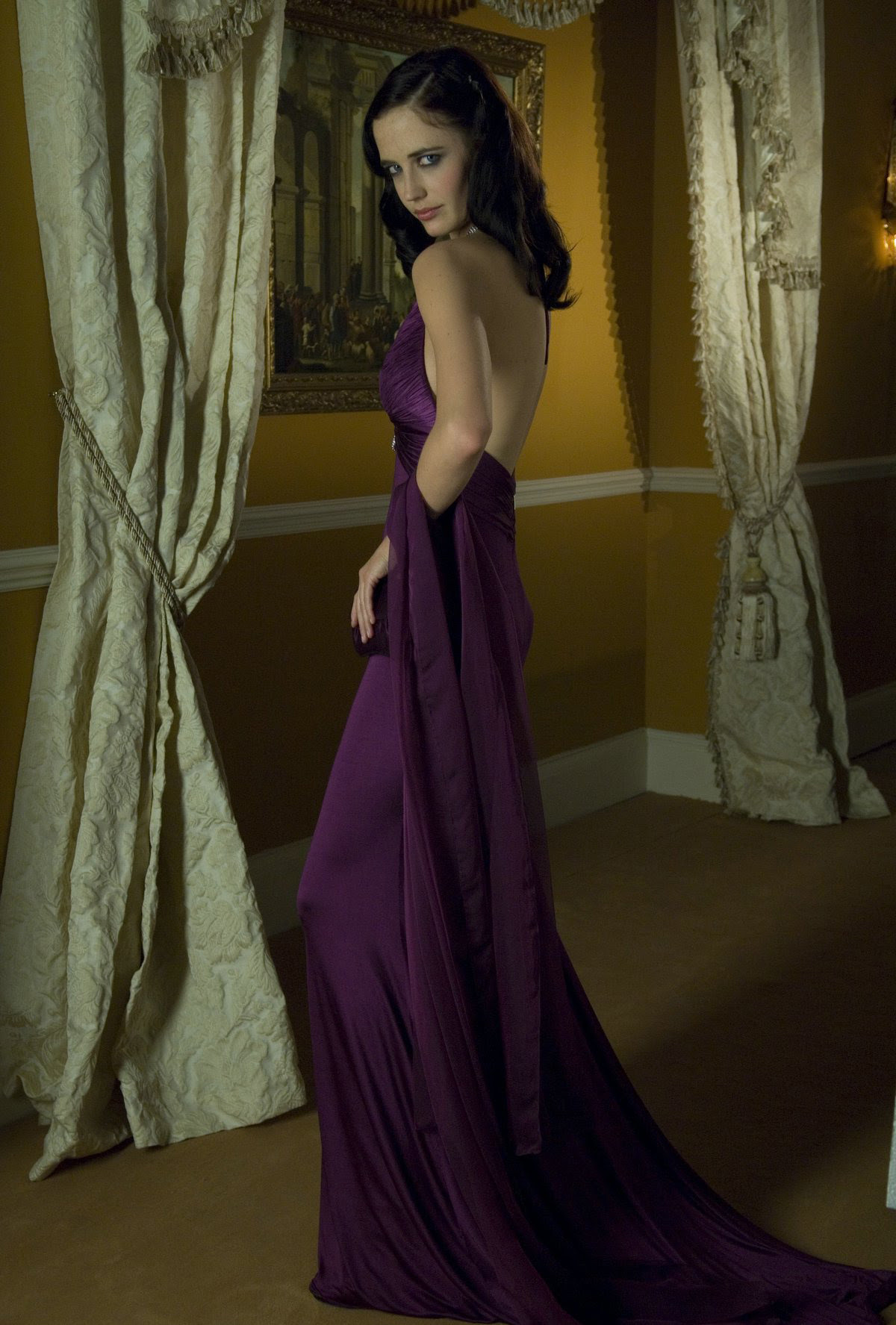 Celebrities, Movies and Games: Bond Girl: Eva Green as