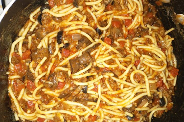 Steps to Prepare Award-winning Old-fashioned styled Spaghetti