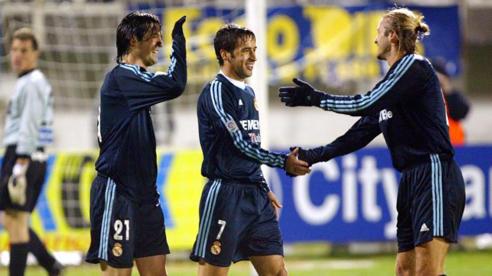 نتيجة بحث الصور عن CD Leganés vs Real Madrid in 2003